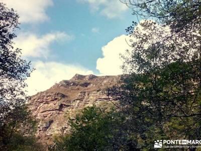 Parque Natural Saja-Besaya y Valderredible (Monte Hijedo) que ver en madrid alpinismo treking rutas